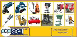 KARTHIK TOOLS, Compressor Rented in Kollam,Mamood,Quilon