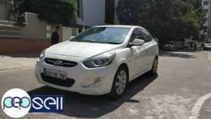 Hyundai Verna fluidic SX 2011 model for sale