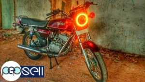 Yamaha rx135 5speed for sale