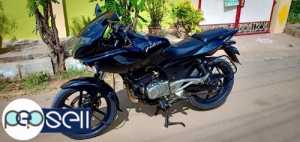 Pulsar 220cc 2013 single owner very good condition