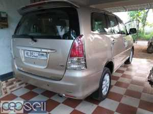 Re registered Toyota Innova for sale in Kothamangalam