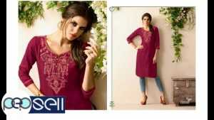 Brand New 14 KG Rayon with embroidery work - single pc available