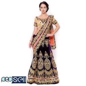 Mirraw Offering Lehenga Sarees At Best Prices | Up to 45% Off
