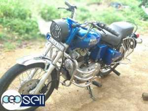 Royal Enfield modified 2007 model for sale