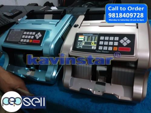 NOTE COUNTING MACHINE IN KAMLA NAGAR, DELHI