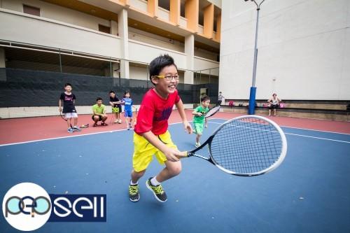 Lawn Tennis coaching for kids 0