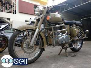 Bullet 500 classic 2015 for sale