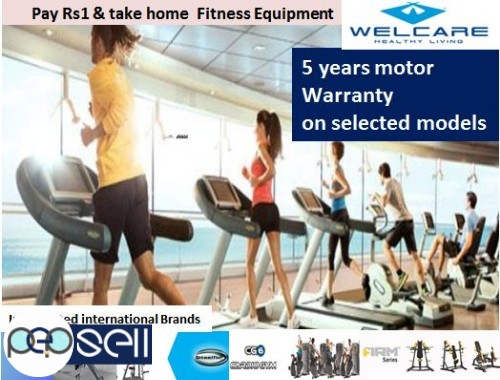 Treadmill price in Andhra - Welcare India 2