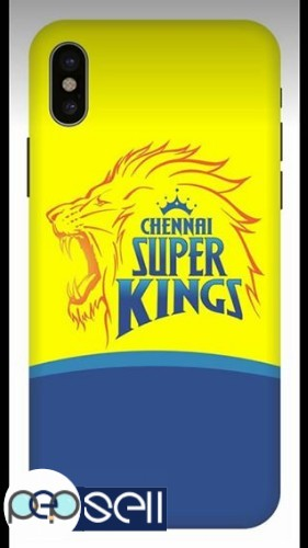 Customized mobile case available 3