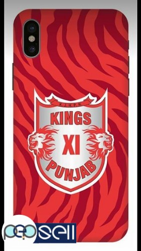 Customized mobile case available 4