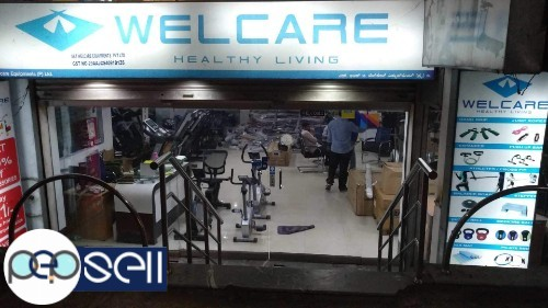 Commercial treadmill in hyderabad - Welcare India 0