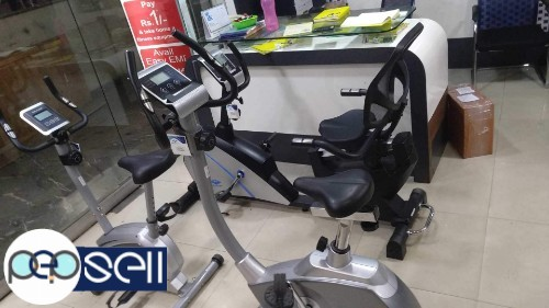 Commercial treadmill in hyderabad - Welcare India 1