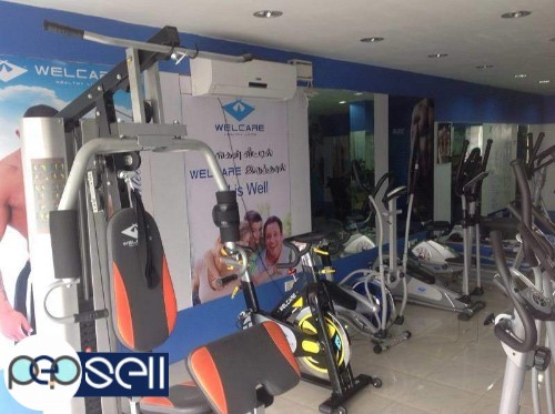 Commercial treadmill in hyderabad - Welcare India 4