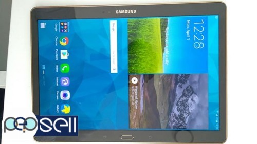 SAMSUNG GALAXY TAB S 16GB WITH SIM AT Bin Juma 4 - Al Nahda 1 0