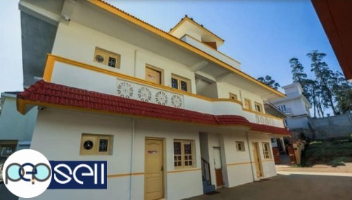 Cottage rooms for rent in Ooty 0