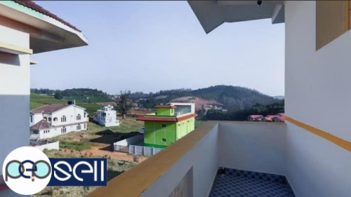 Cottage rooms for rent in Ooty 5