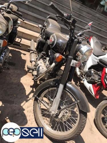 Royal Enfield 500cc 2016 for sale at Mumbai 3