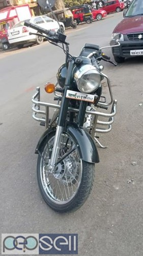 Royal Enfield standard 500cc Model 2016 Smooth engine No work needs Good condition tyres 1