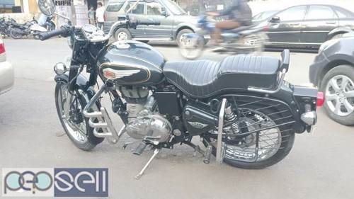 Royal Enfield standard 500cc Model 2016 Smooth engine No work needs Good condition tyres 3