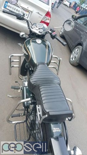 Royal Enfield standard 500cc Model 2016 Smooth engine No work needs Good condition tyres 4