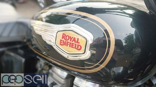 Royal Enfield standard 500cc Model 2016 Smooth engine No work needs Good condition tyres 5