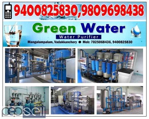 GREEN WATER VADAKKENCHERRY-Water Filters Dealer VADAKKENCHERRY,MANGALAM PALAM 3