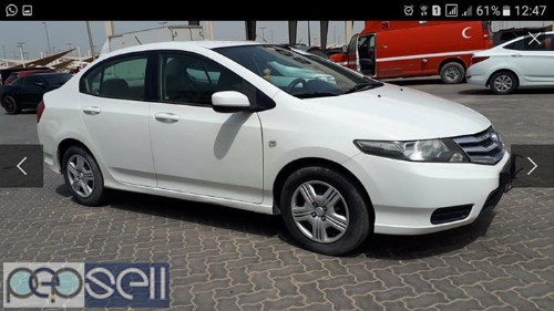 Honda City 2013 Fully Automatic with Cruise control at Dubai 0