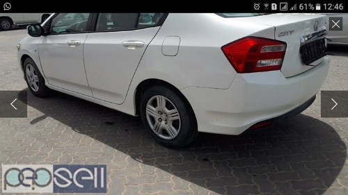 Honda City 2013 Fully Automatic with Cruise control at Dubai 1