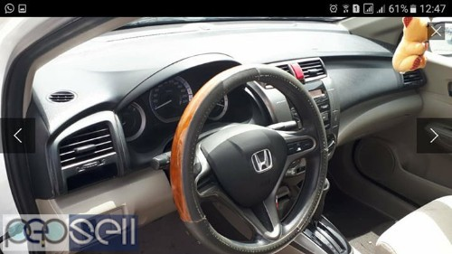 Honda City 2013 Fully Automatic with Cruise control at Dubai 2