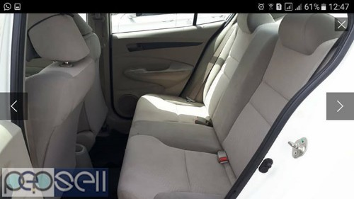 Honda City 2013 Fully Automatic with Cruise control at Dubai 3