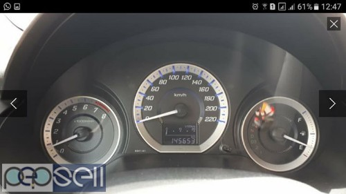 Honda City 2013 Fully Automatic with Cruise control at Dubai 4