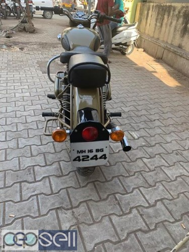 Royal Enfield 500CC 2014 model at Ahmednagar 3