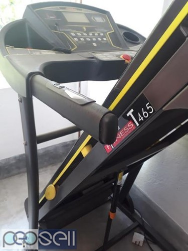 Treadmill Full Automatic with Enclin system for sale 2