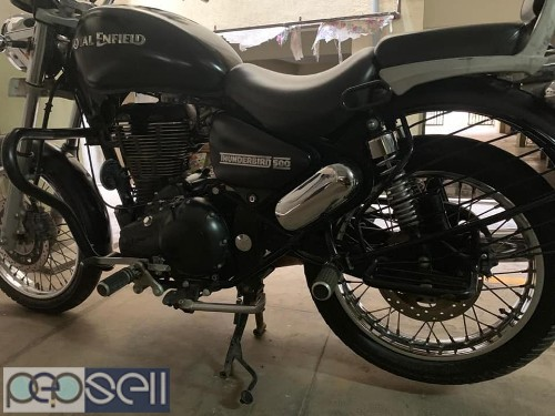 Royal Enfield Thunderbird 500 very good condition for sale 2