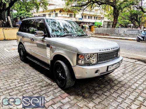 Range Rover vogue 2007 diesel car for sale 0