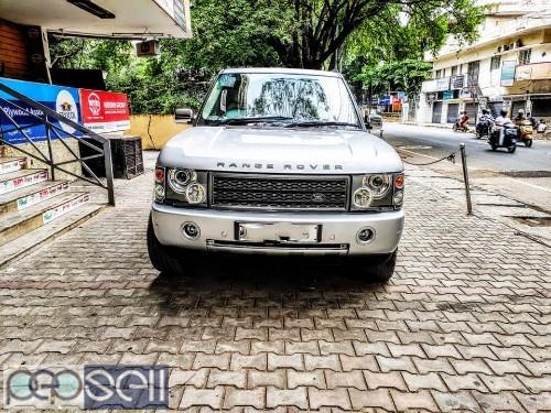 Range Rover vogue 2007 diesel car for sale 1