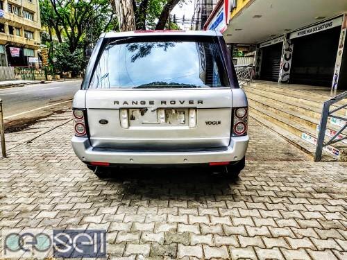 Range Rover vogue 2007 diesel car for sale 2