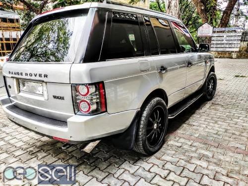 Range Rover vogue 2007 diesel car for sale 3