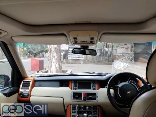 Range Rover vogue 2007 diesel car for sale 4