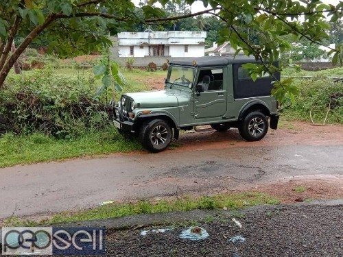 Mahindra Mm550 ex military 2000 model for sale 0