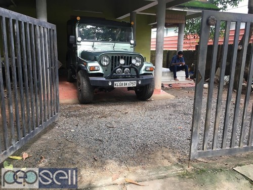 Mahindra Mm550 ex military 2000 model for sale 1