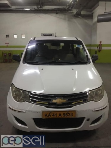 Chevrolet Enjoy very good condition all the documents are upto date 0