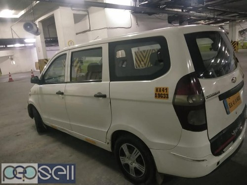 Chevrolet Enjoy very good condition all the documents are upto date 4