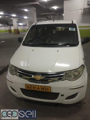 Chevrolet Enjoy very good condition all the documents are upto date 5