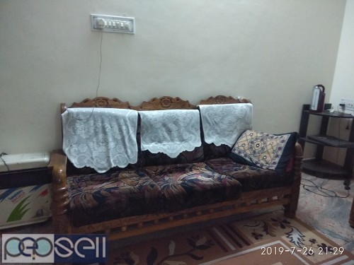 Traditional Style Sofa Set 8 Years Old