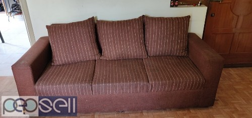 Selling off my four year old sofa 0
