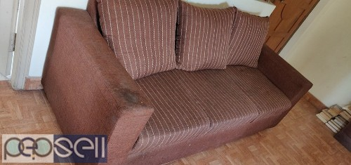 Selling off my four year old sofa 1
