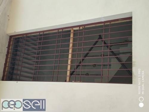 MOSQUITO WINDOW NET INSTAL AT YOUR HOME 3