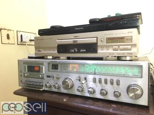 Conion (onkyo) amplifier made in Japan for sale 0