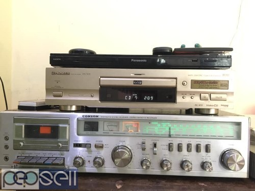 Conion (onkyo) amplifier made in Japan for sale 1